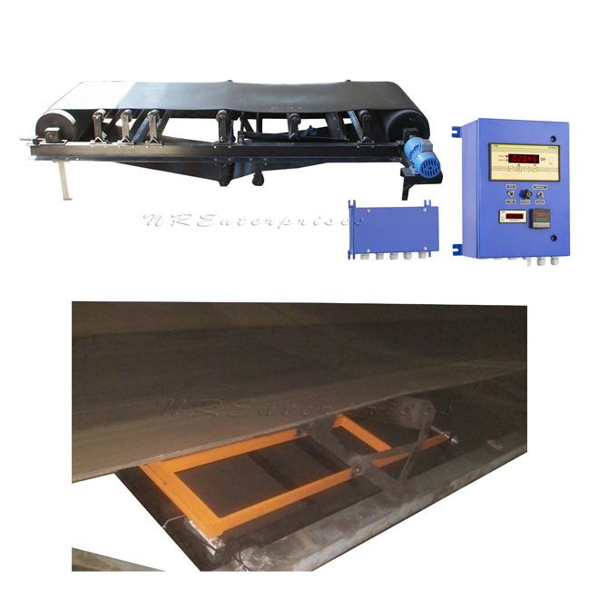 Belt Weighing Systems